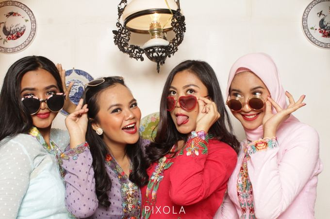 ADI & NABILLA by PIXOLA Photo Booth - 013