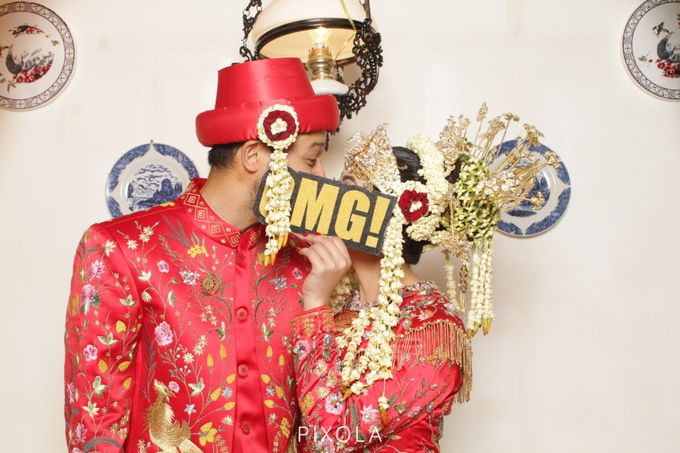ADI & NABILLA by PIXOLA Photo Booth - 002