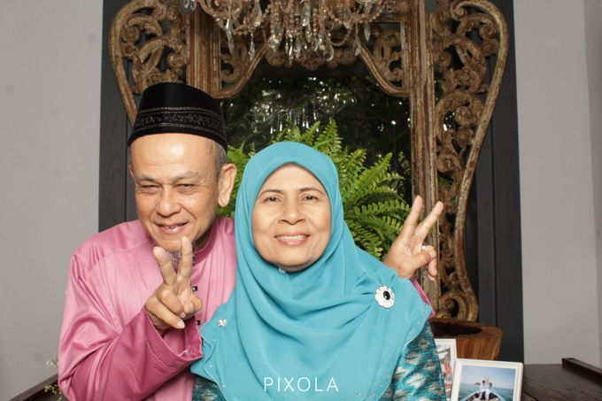 Habibi & Sakuna by PIXOLA Photo Booth - 013