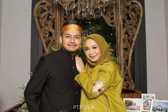 Habibi & Sakuna by PIXOLA Photo Booth - 018