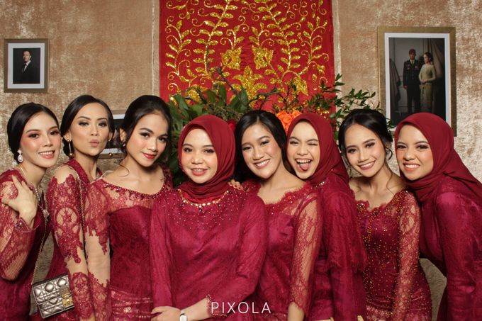 SYAFIRA & BOVI by PIXOLA Photo Booth - 014