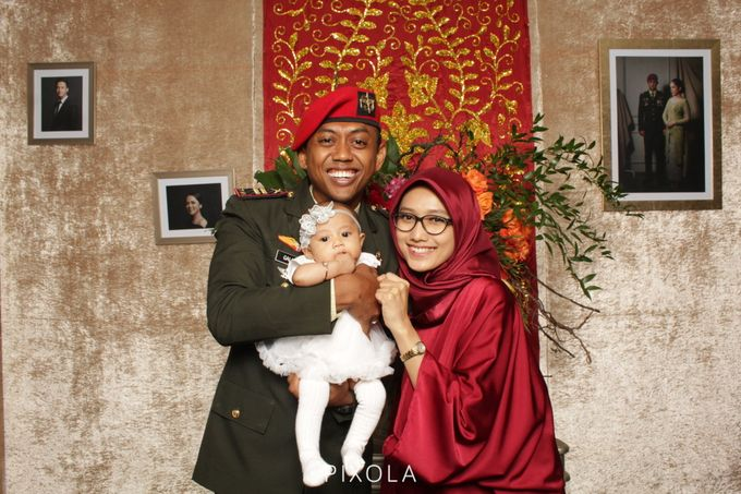 SYAFIRA & BOVI by PIXOLA Photo Booth - 010