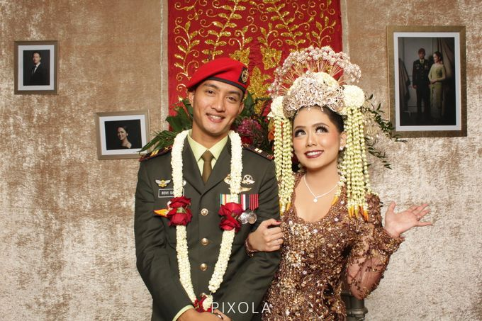 SYAFIRA & BOVI by PIXOLA Photo Booth - 001