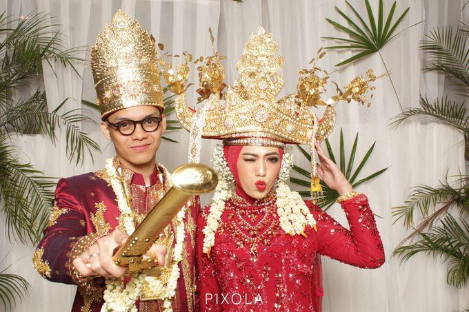 Delila & Adityo by PIXOLA Photo Booth - 001