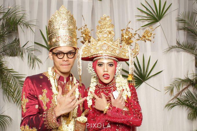Delila & Adityo by PIXOLA Photo Booth - 002