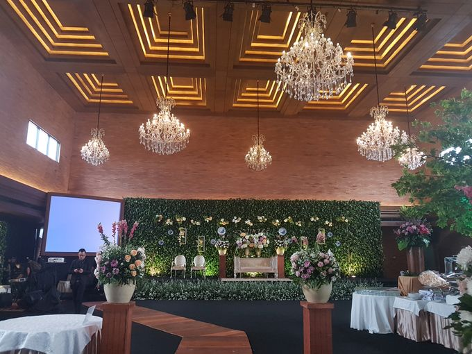 BIYAN & GILANG WEDDING by United Grand Hall - 002