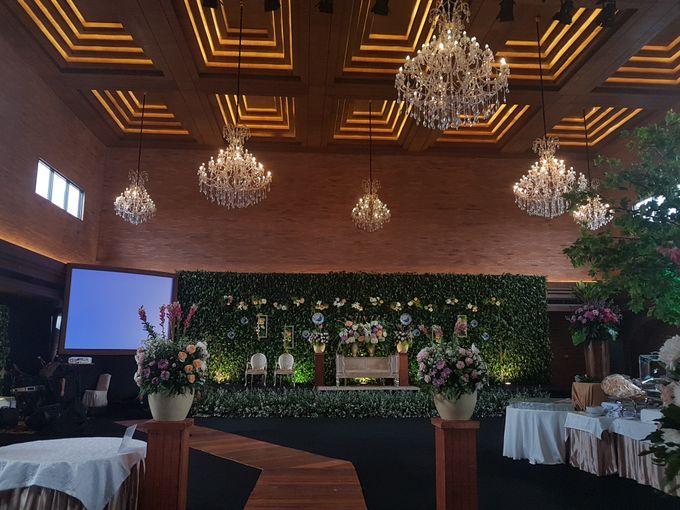BIYAN & GILANG WEDDING by United Grand Hall - 003