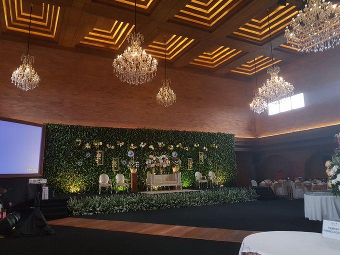 BIYAN & GILANG WEDDING by United Grand Hall - 004