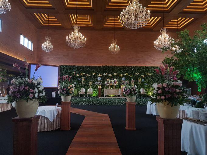 BIYAN & GILANG WEDDING by United Grand Hall - 005