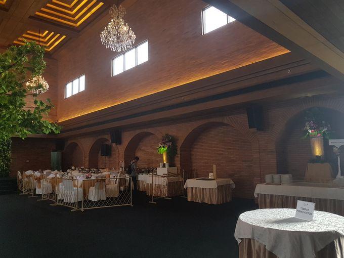 BIYAN & GILANG WEDDING by United Grand Hall - 006