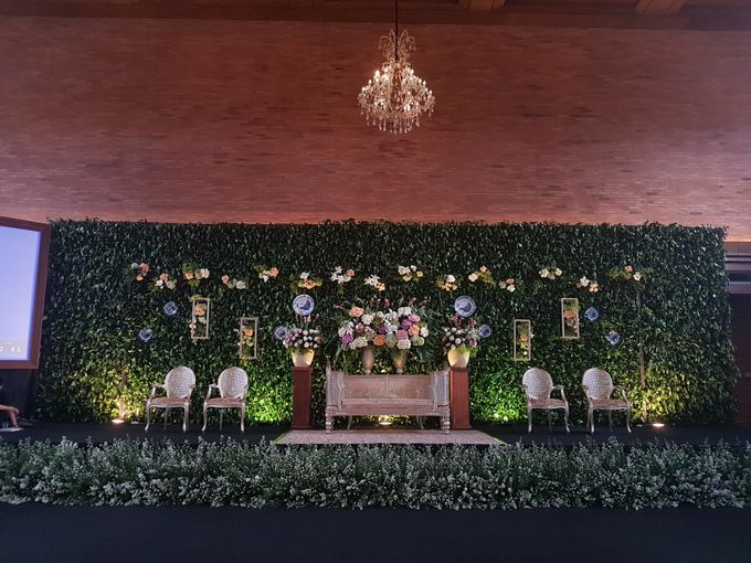BIYAN & GILANG WEDDING by United Grand Hall - 010