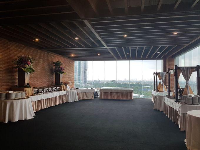 BIYAN & GILANG WEDDING by United Grand Hall - 013
