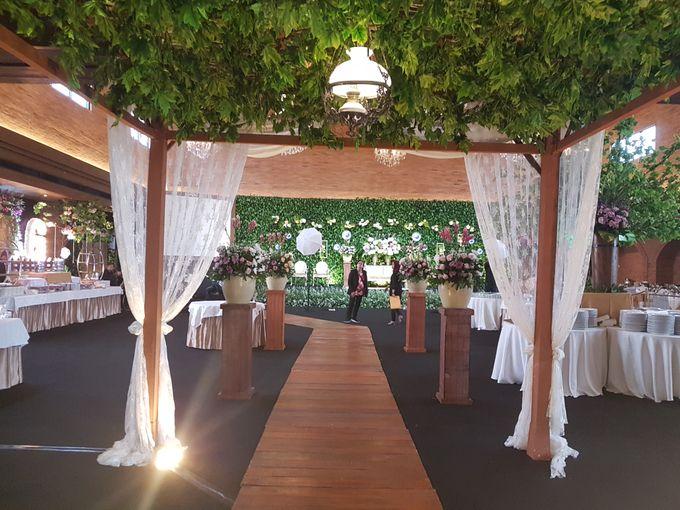 BIYAN & GILANG WEDDING by United Grand Hall - 014