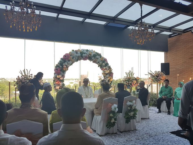 ANGGI & RISHKY WEDDING by United Grand Hall - 018