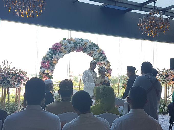 ANGGI & RISHKY WEDDING by United Grand Hall - 019
