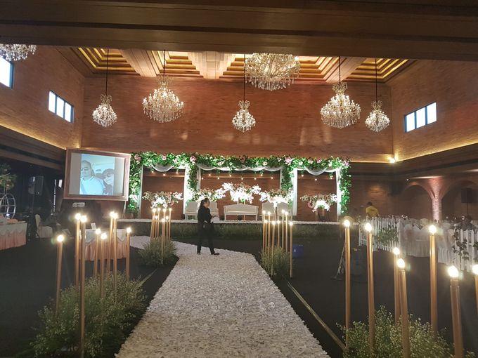 ANGGI & RISHKY WEDDING by United Grand Hall - 002