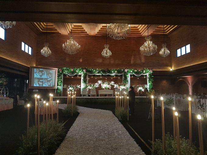 ANGGI & RISHKY WEDDING by United Grand Hall - 007