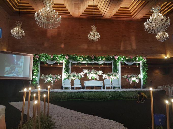 ANGGI & RISHKY WEDDING by United Grand Hall - 001