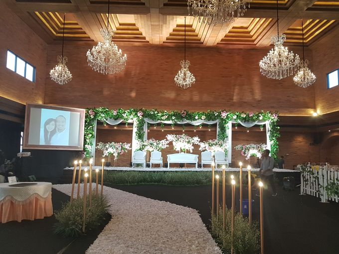 ANGGI & RISHKY WEDDING by United Grand Hall - 014
