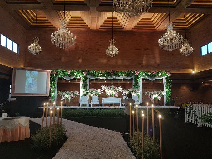 ANGGI & RISHKY WEDDING by United Grand Hall - 015
