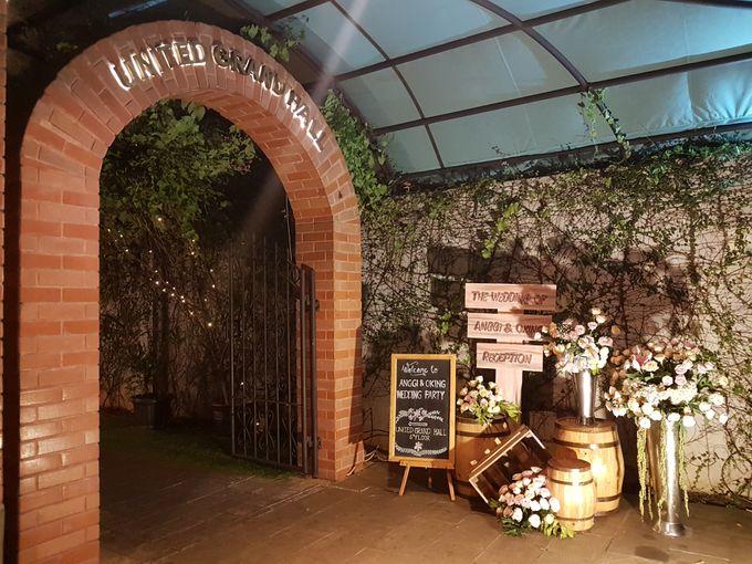 ANGGI & RISHKY WEDDING by United Grand Hall - 010