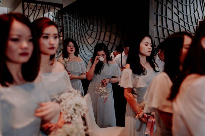 Solemnization & Matrimony- Alice x Tony by Jessielyee. - 044