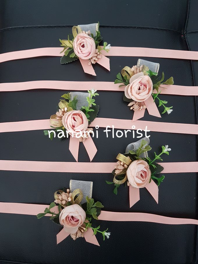 Corsage And Boutennier by nanami florist - 003