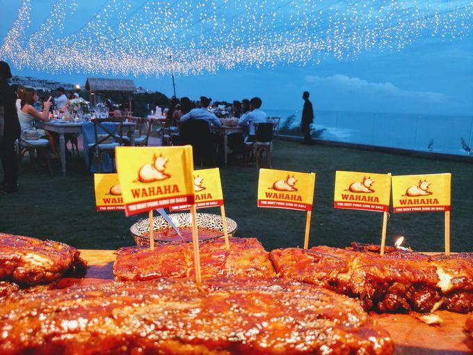 Live Grilled Pork Ribs At Villa Latitude by Wahaha Pork Ribs - 004