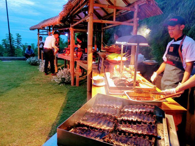 Live Grilled Pork Ribs At Villa Latitude by Wahaha Pork Ribs - 003