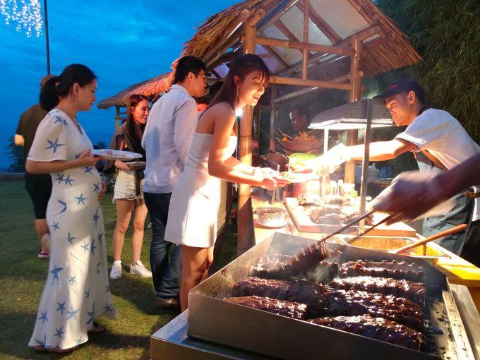 Live Grilled Pork Ribs At Villa Latitude by Wahaha Pork Ribs - 007