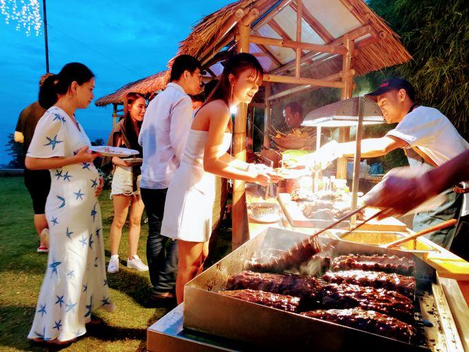 Live Grilled Pork Ribs At Villa Latitude by Wahaha Pork Ribs - 001