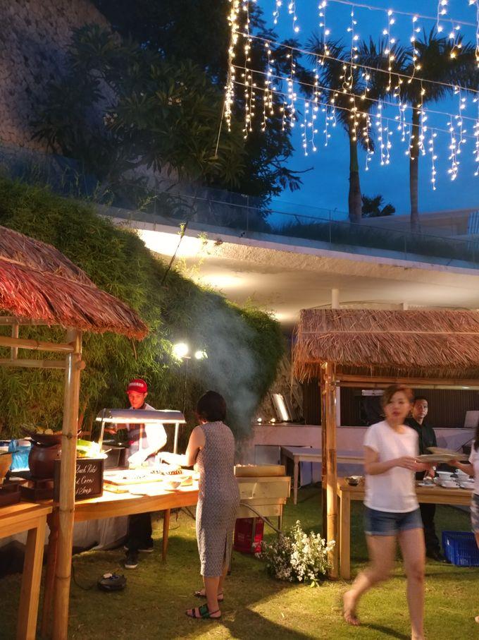 Live Grilled Pork Ribs At Villa Latitude by Wahaha Pork Ribs - 012