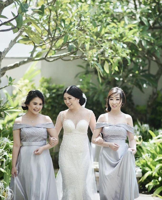 Evan & Agnes Wedding by Alethea Sposa - 005