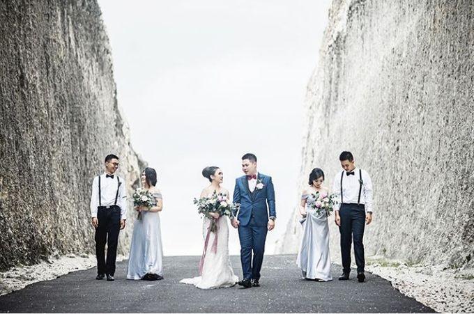 Evan & Agnes Wedding by Alethea Sposa - 006
