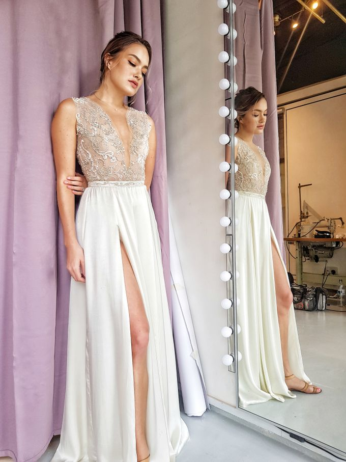 EG Couture Wedding Gowns by Elizabeth Grace Couture - 008