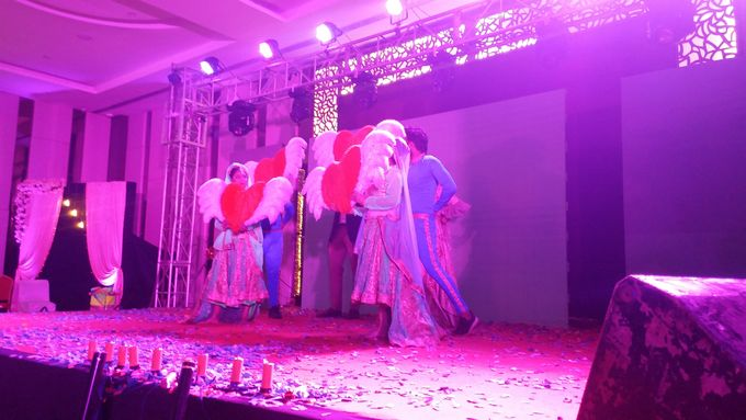 Sangeet ( Out Station ) by Sachin Chowdhury & Team - 026