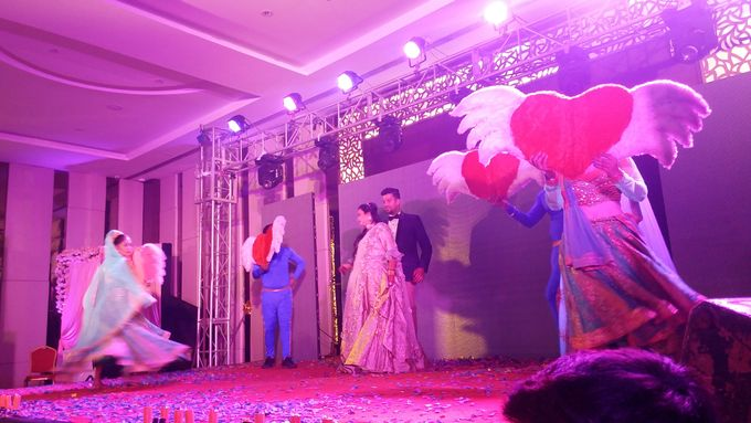 Sangeet ( Out Station ) by Sachin Chowdhury & Team - 025