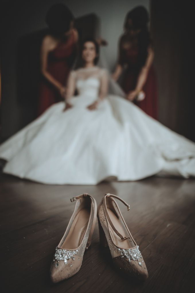 Sutrisno & Jesslyn Wedding Day by Florencia Augustine - 012