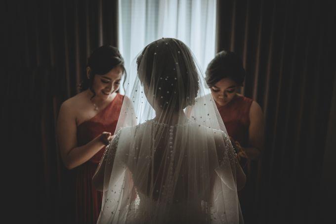 Sutrisno & Jesslyn Wedding Day by Florencia Augustine - 016