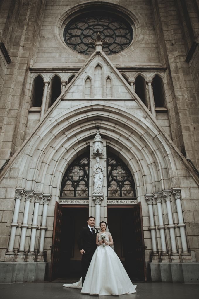Sutrisno & Jesslyn Wedding Day by Florencia Augustine - 023