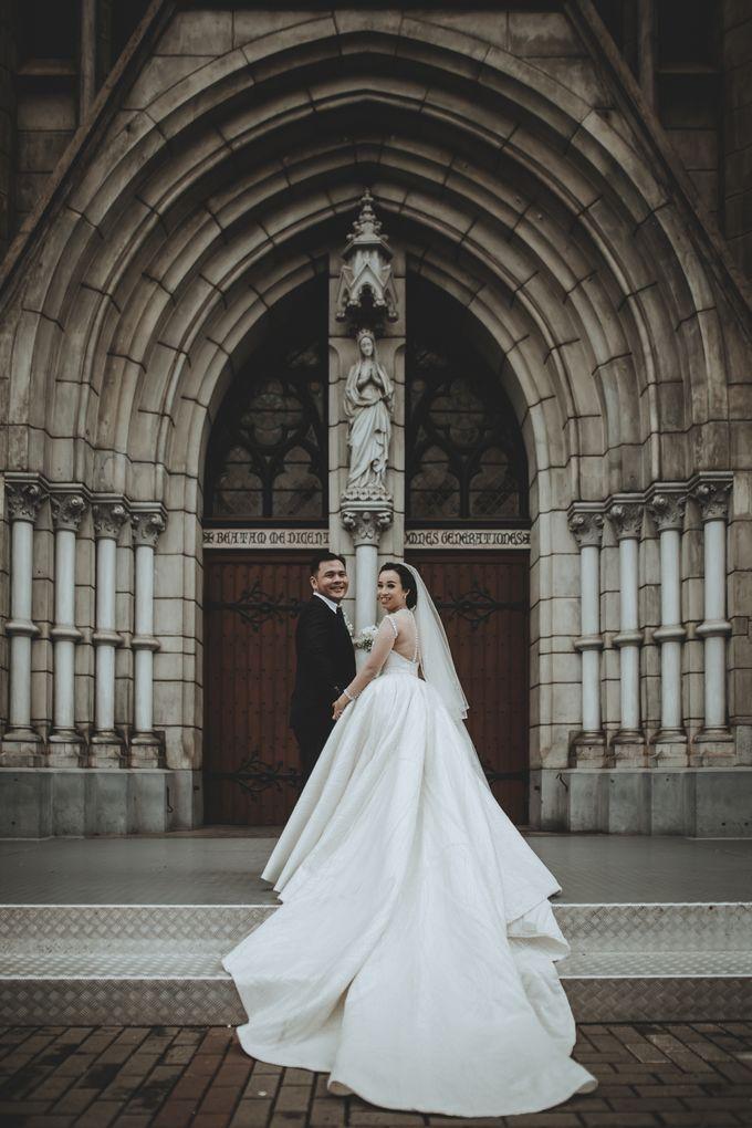 Sutrisno & Jesslyn Wedding Day by Florencia Augustine - 025