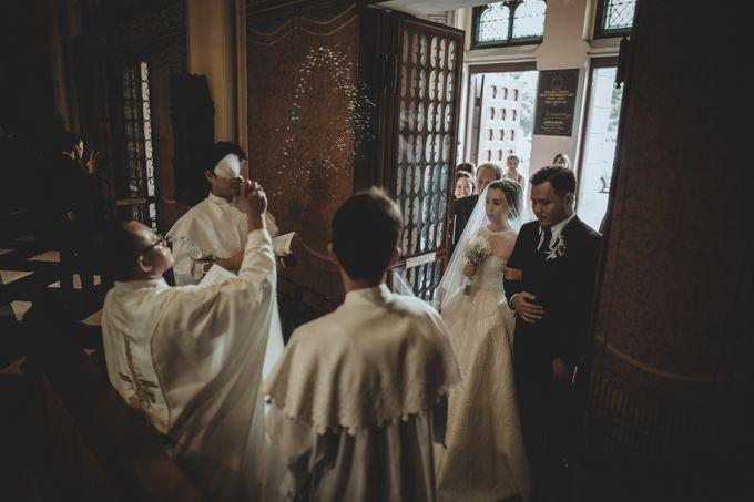 Sutrisno & Jesslyn Wedding Day by Florencia Augustine - 027