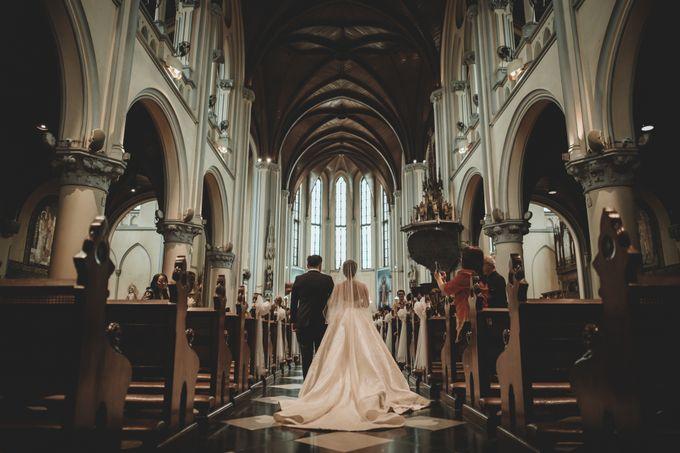 Sutrisno & Jesslyn Wedding Day by Florencia Augustine - 029