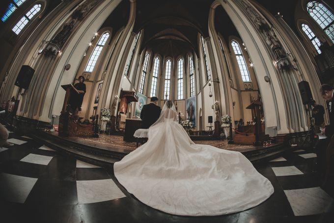 Sutrisno & Jesslyn Wedding Day by Florencia Augustine - 030