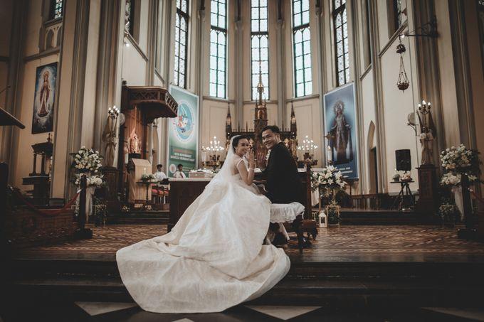 Sutrisno & Jesslyn Wedding Day by Florencia Augustine - 033