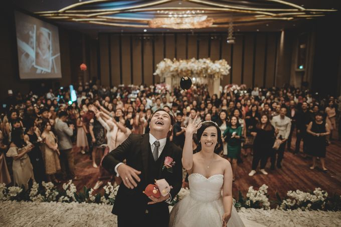 Sutrisno & Jesslyn Wedding Day by Florencia Augustine - 035