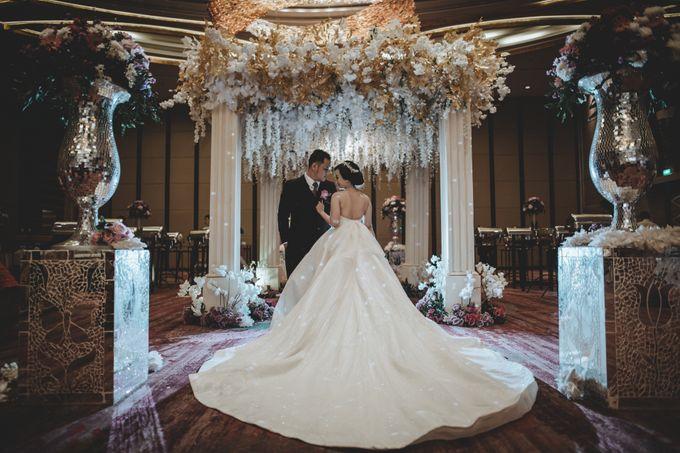 Sutrisno & Jesslyn Wedding Day by Florencia Augustine - 034