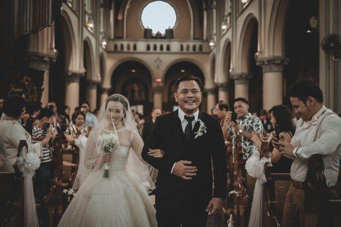 Sutrisno & Jesslyn Wedding Day by Florencia Augustine - 026