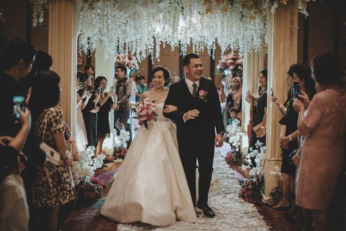 Sutrisno & Jesslyn Wedding Day by Florencia Augustine - 036