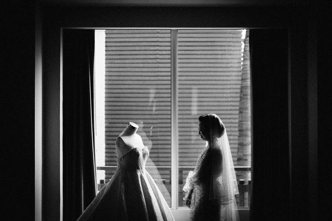 Sutrisno & Jesslyn Wedding Day by Florencia Augustine - 002